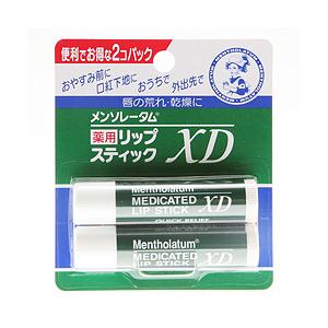 맨소래담 약용 립밤 XD 4g 2개입