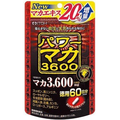이토한방제약 파워마카3600 60일분