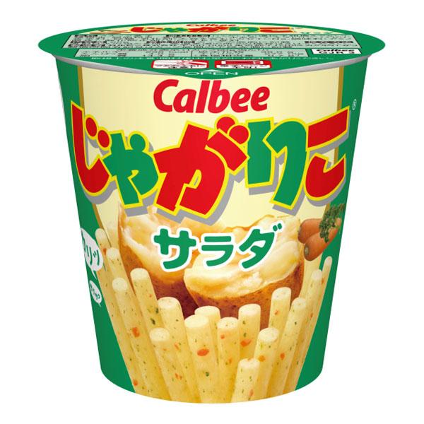 카루비 쟈가리코 58g 샐러드맛
