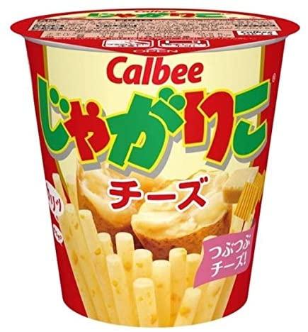 카루비 쟈가리코 58g 치즈맛