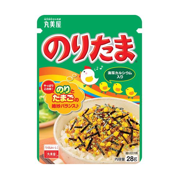 마루미야 후리카케 노리타마 (김, 계란) 28g