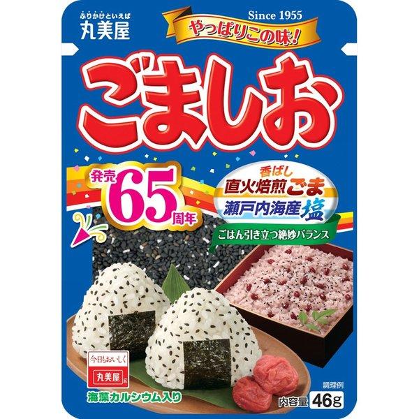 마루미야 후리카케 고마시오 (깨, 소금) 46g