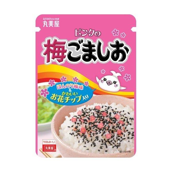 마루미야 후리카케 우메고마시오 (매실장아찌, 깨, 소금) 45g