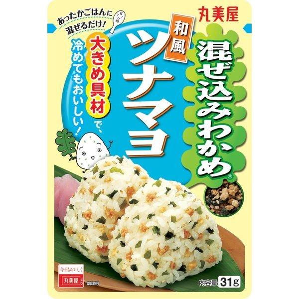 마루미야 주먹밥 후리카케 일본풍 참치마요네즈맛 31g