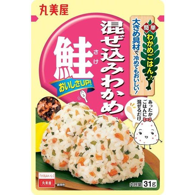 마루미야 주먹밥 후리카케 연어 31g